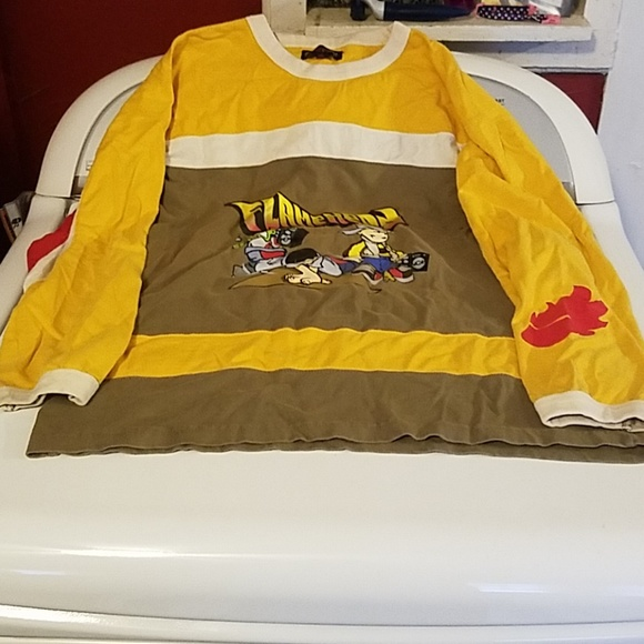 acd3e78c9 flamehead Shirts & Tops | Youth Vintage Flame Head Jnco Ls T Shirt ...